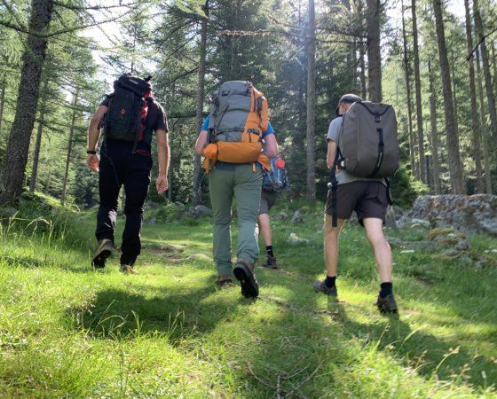 Trekking e escursioni a piedi
