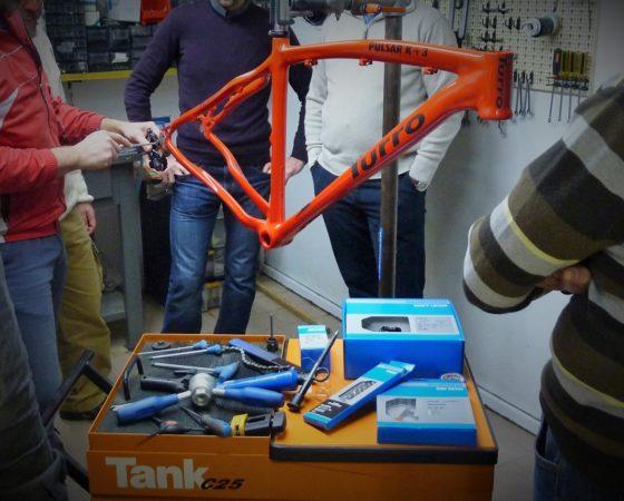 Corsi di meccanica della bicicletta