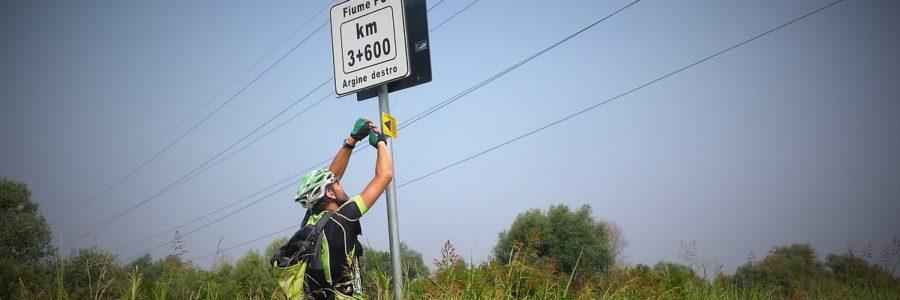 Individuazione e gestione percorsi cicloturistici