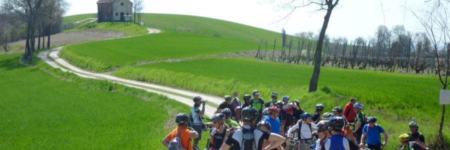 MTB ed enogastronomia sulle colline del Piemonte