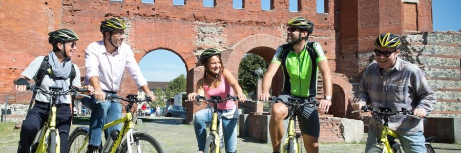 Torino bike tour -Classic e-bike tour