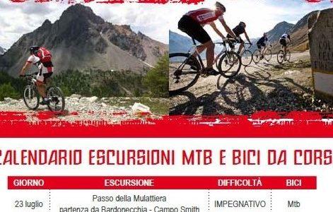 Pubblicato il calendario Alpi Bike Resort 2017