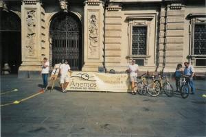 Campo piazza Castello - Torino Corritalia AICS