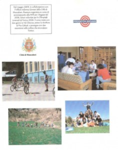 Gruppo Informagiovani - Ragazzi del 2006 - Val Chisone (TO)
