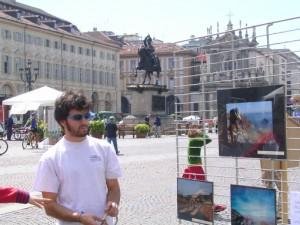 Piazza San Carlo Torino - Corritalia AICS