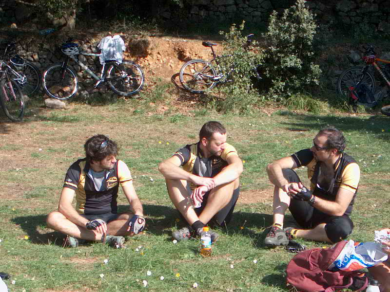 Andrea Alberto e Paolo a Finale (SV)