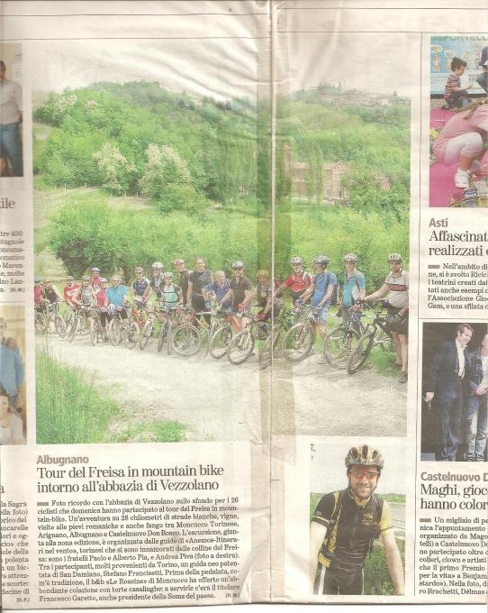 La Stampa  - Via delle Cascine (AT-TO)