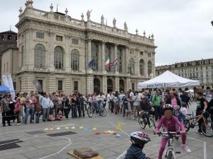 Piazza Castello - Torino Corritalia AICS