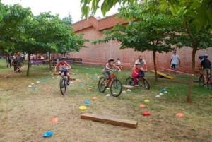 Campo scuola mtb a Saluzzo (CN)