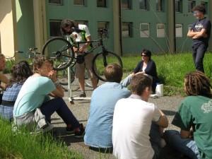 Corso di meccanica a scuola - Torino