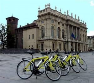 Le E-bike Turro dei Royal E-bike tour Castello 1