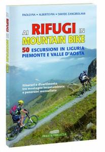 Copertina libro Ai Rifugi in MTB