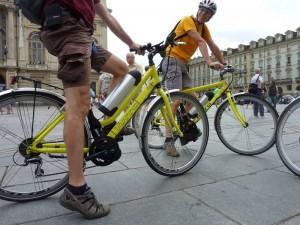 Le E-bike Turro dei Royal E-bike tour